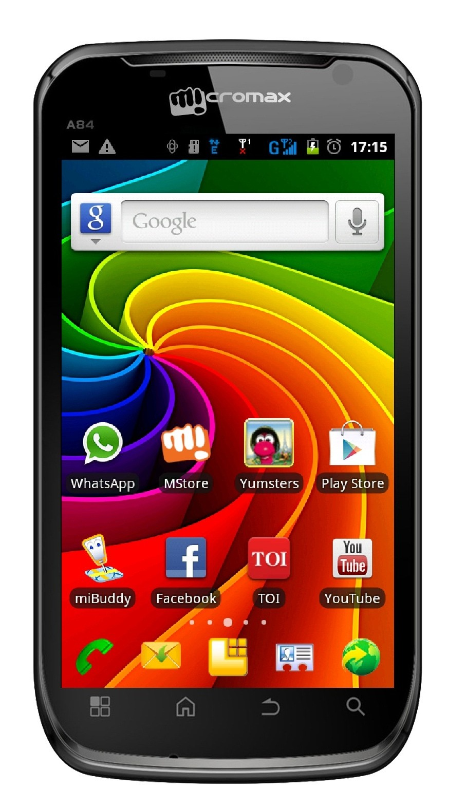 How-To: Safely Root MICROMAX A100 | One Click Root