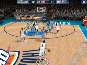 NBA 2K13 released for Android