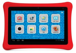 Fuhu Nabi 2 kids tablet rooted to work with Google apps