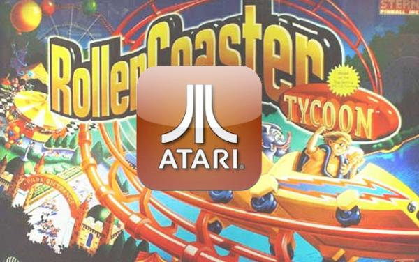 Roller Coaster Tycoon coming to Android