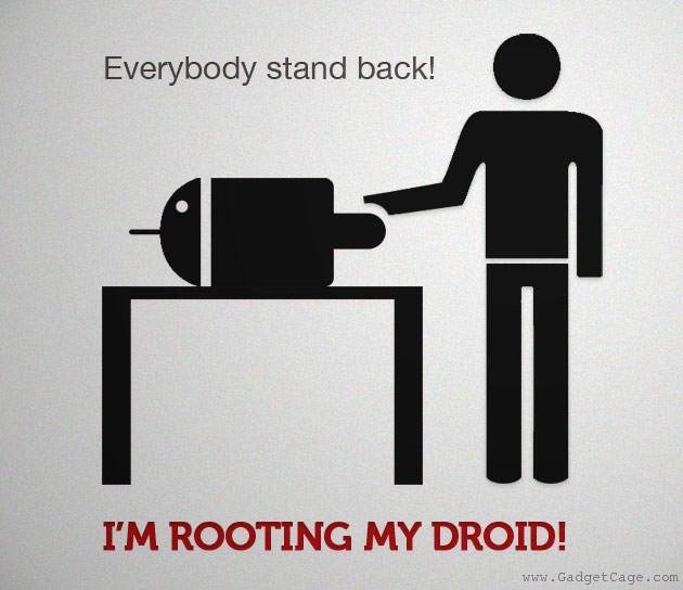 benefits of rooting android phones