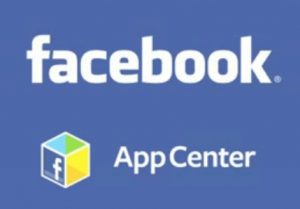 Facebook App Center, unlike the other app stores