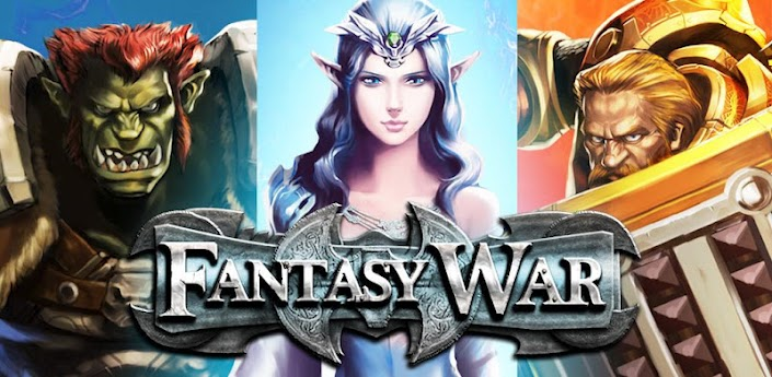 iconic Fantasy War console game