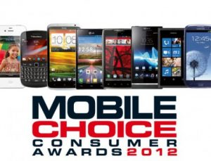 Mobile Choice Consumer Awards 2012 calls Galaxy S III world's best smartphone