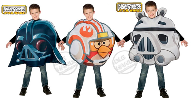 Stars Wars version of Angry Birds announced