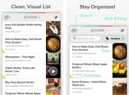 pocket app for iphone Top 10 iPhone 5 Apps 2013