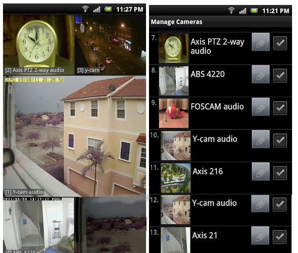 Complete solution for mobile surveillance