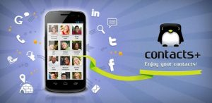 Contacts+ app helps users easily manage and sort through contacts
