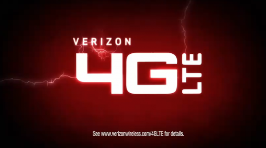 Verizon continues rise as nation's largest LTE network – will have 417 LTE networks by end of 2012