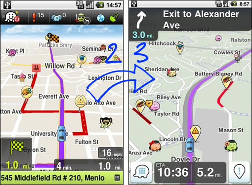 waze gps for android