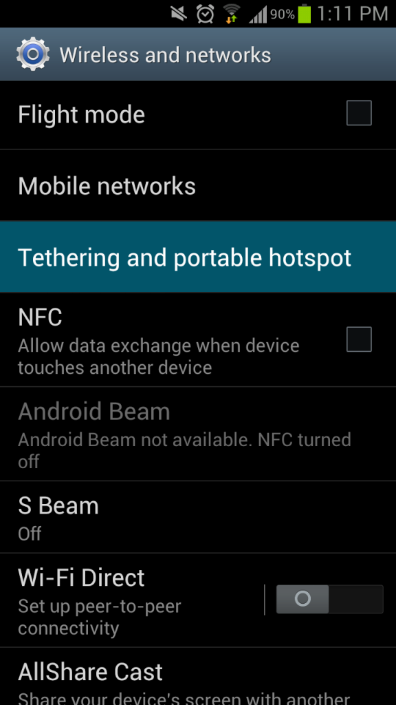 How to use your Android as a portable Wi-Fi hotspot for free | One