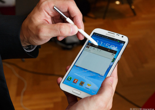Top 5 Galaxy Note II Tips and Tricks