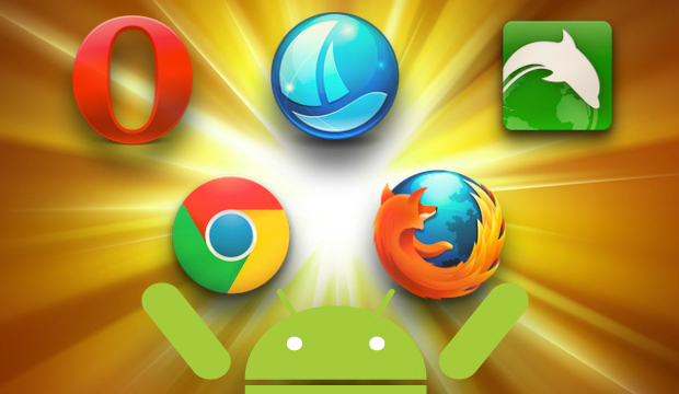 Top 5 Browsers for Android