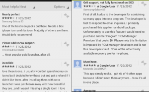No more anonymous app feedback in Google Play Store thanks to Google+ integration