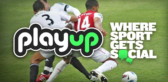 PlayUp for Android – Making Sports Social Again