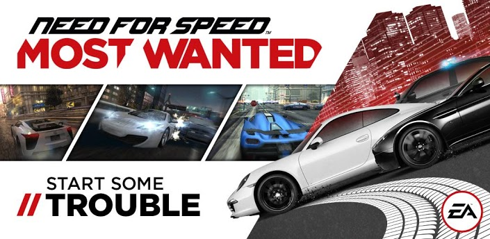 Need for Speed Most Wanted for Android review