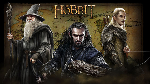 The Hobbit: Kingdoms of Middle Earth for Android review