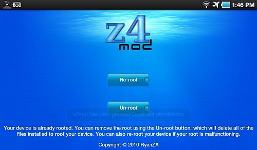 Z4Root | One Click Root