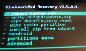 How to Install ClockworkMod On Your Android Device