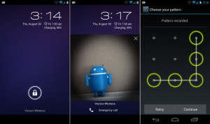 How to Remove Your Android Lockscreen