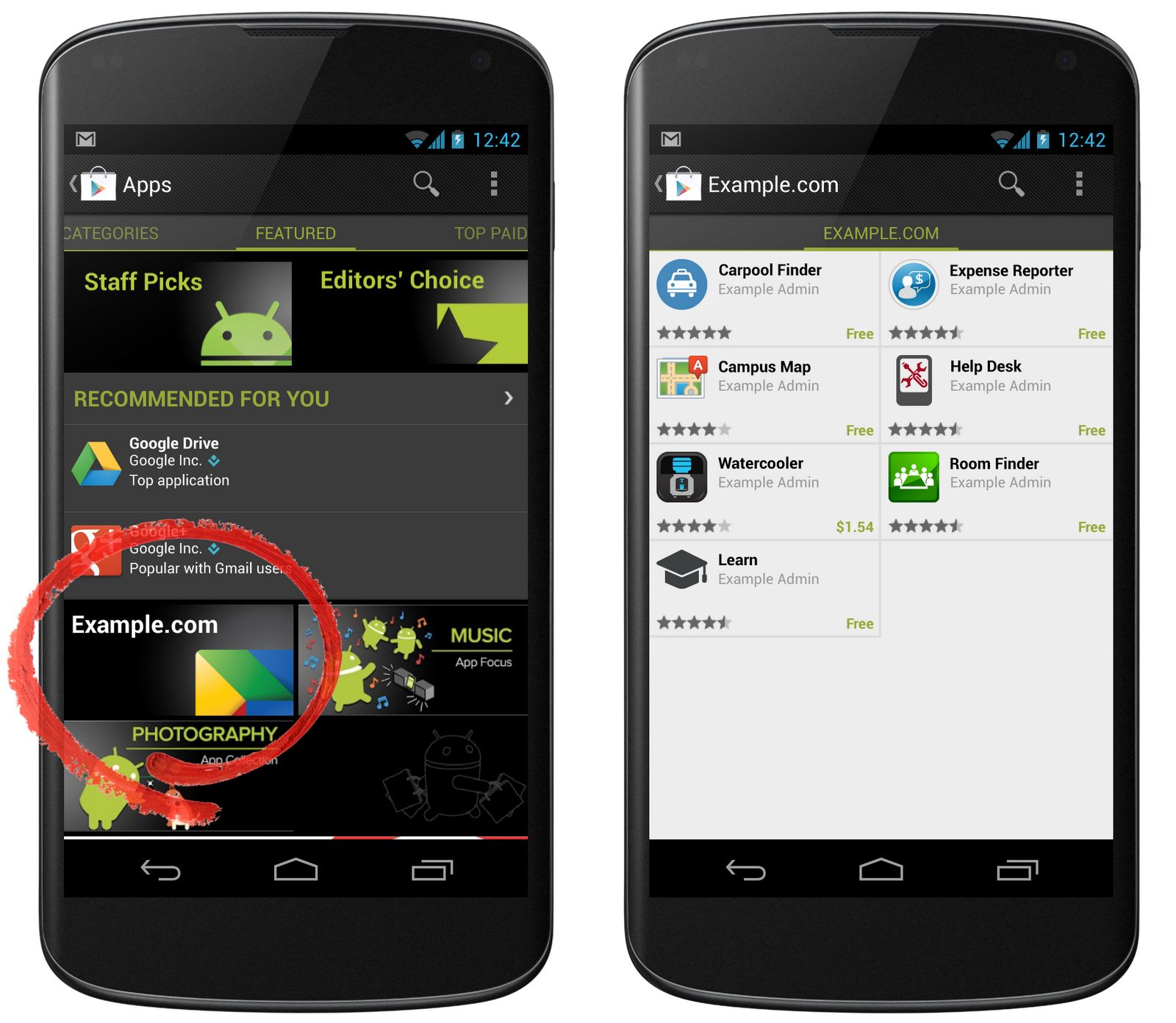 How to Host Your Own Private App Store on Google Play | One