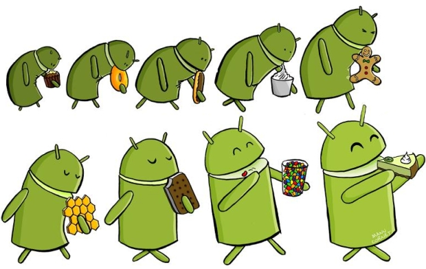 Android 5.0 Key Lime Pie Inadvertently Confirmed by Google Employee