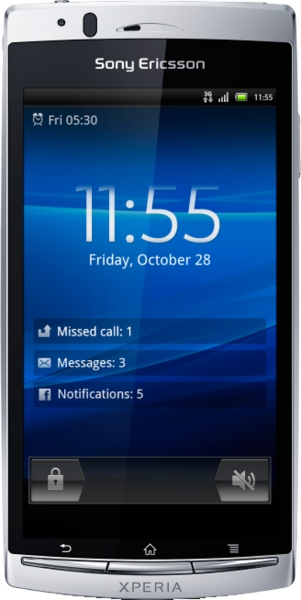 How to root Sony Ericsson Xperia Arc S