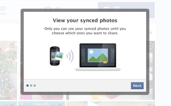 Facebook Android App Releases New Photo Sync Feature