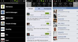 Tapatalk HD Beta Released for Android