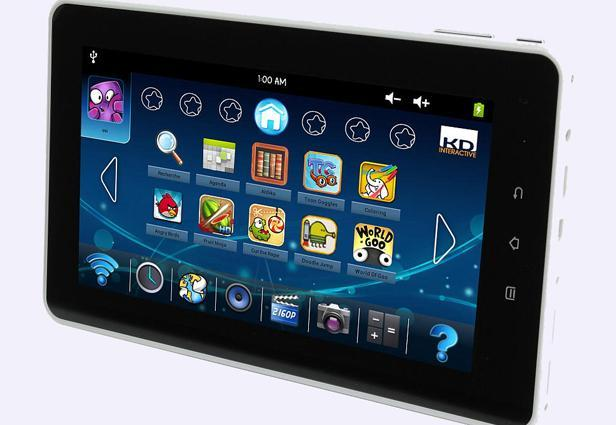 Android Tablet for Kids