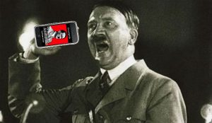 Want to Read Inspirational Nazi Quotes? Download the Adolf Hitler App for Android Today