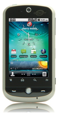 Cherry Mobile Orbit