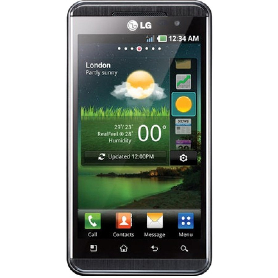LG Optimus 3D: The First Smartphone With 3d!