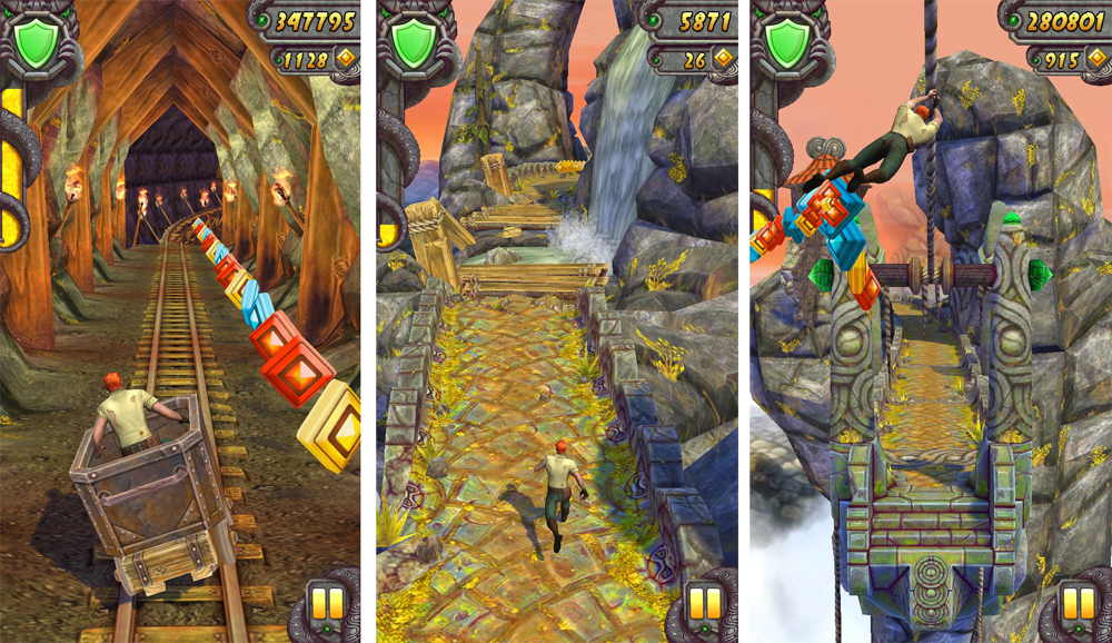 temple run 1 online game