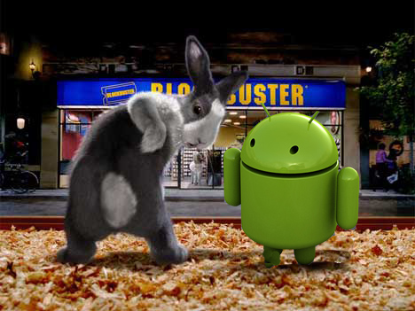 Blockbuster App for Android