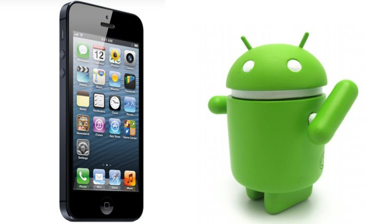 "iPhone 5 Ranked Below Major Android Competitors in Recent ""Consumer Reports"" Study"