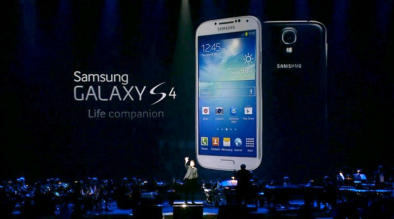 Galaxy-S4 launch