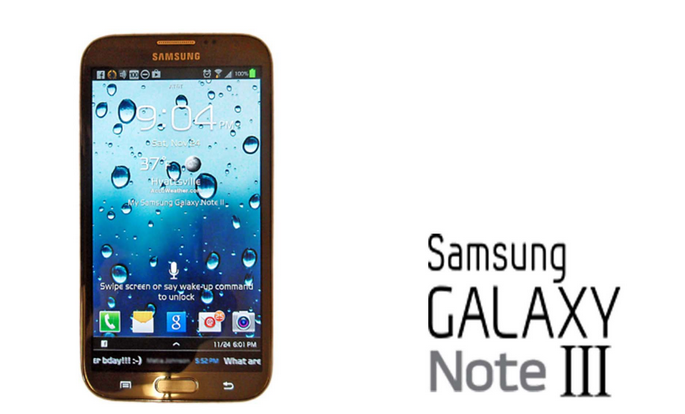 Samsung Galaxy Note 3 Rumor Roundup – March 2013