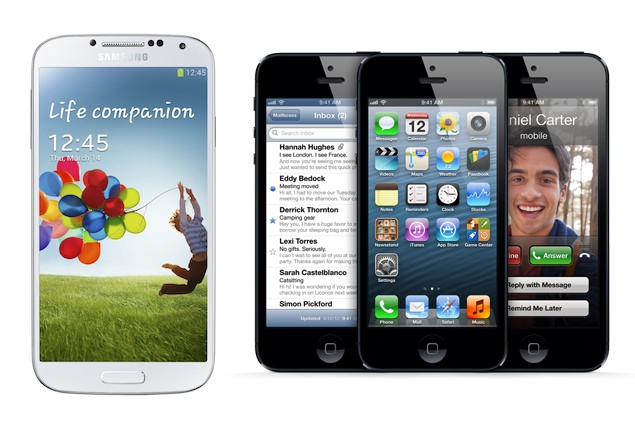 The Samsung Galaxy S4 is Twice as Powerful as the iPhone 5…Seriously