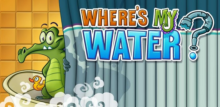 Where's my water android