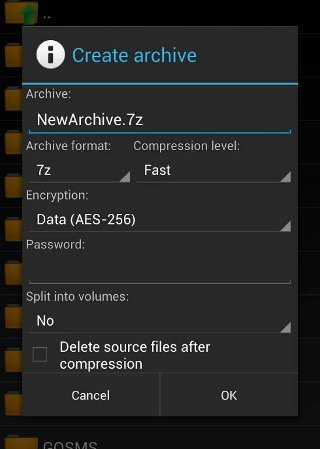 How to Compress and Extract a File on Android