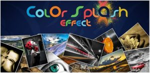 Color Splash Effect – Splash your Photography with a Spectrum of Vibrant Hues