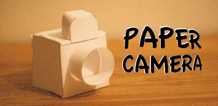 Paper Camera – Blending Pictures With Dreams