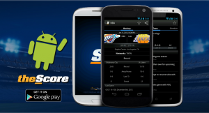 theScore – A Bird's Eye View of the World of Sports