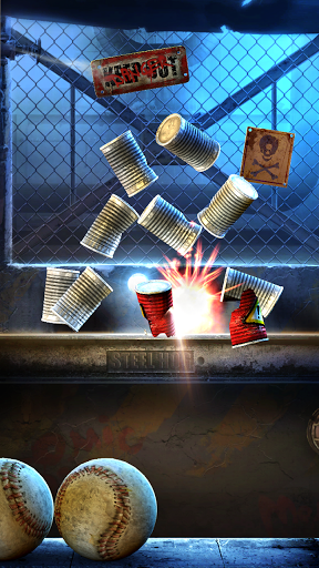 Can Knockdown 3 throw