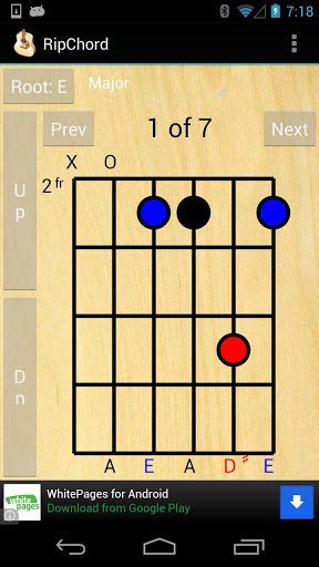 RipChord chord instructions
