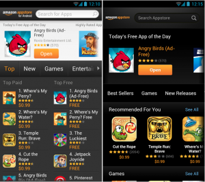 Amazon App Store Finally Arrives in Canada
