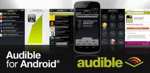 Let Your Books Speak to You With Audible