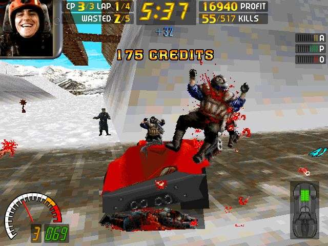 Popular Carmageddon App Brings Pedestrian-Killing Mayhem to Android