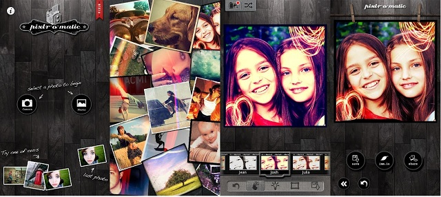 Pixlr-o-matic – The Dream App for Photo-Editing & Customization